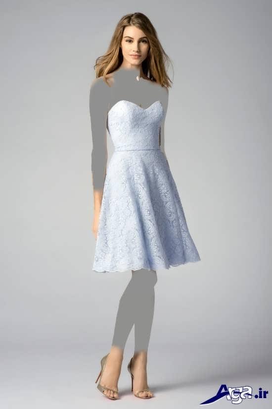 مدل لباس کوتاه عقد