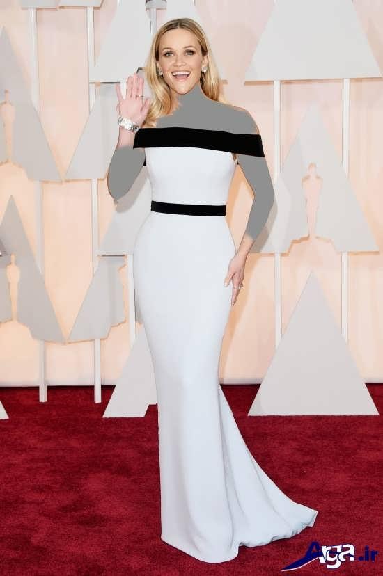 مدل لباس سفید عقد