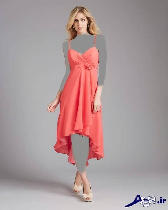 مدل لباس دکلته جذاب عقد
