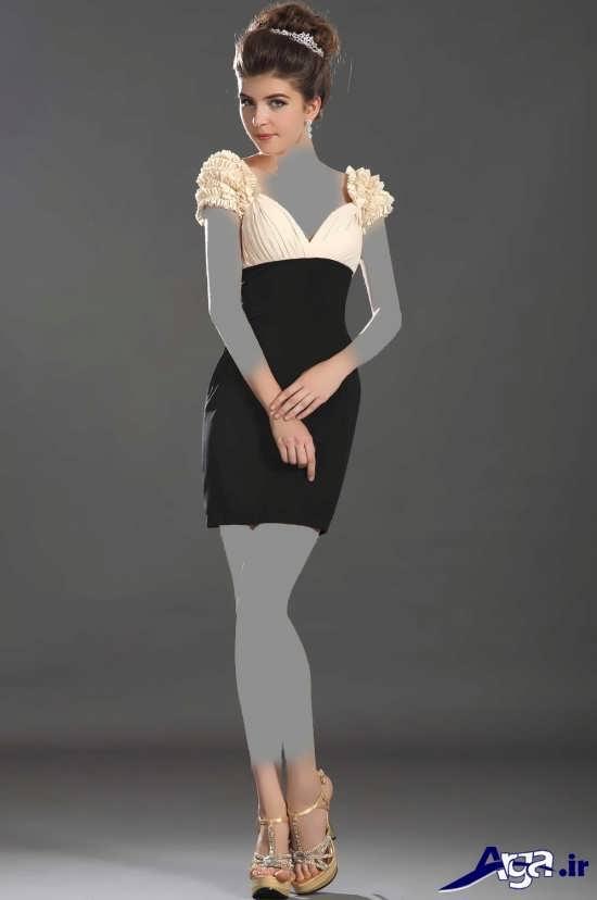مدل لباس جذاب عقد