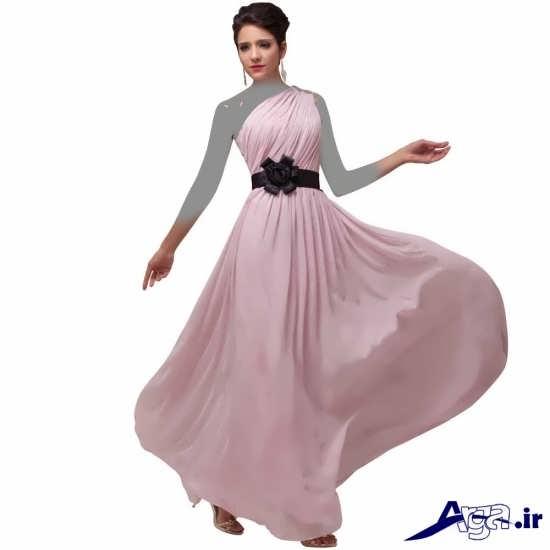 مدل لباس عقد بلند
