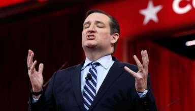 تد کروز نامزد جمهوری خواهان