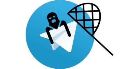 راه های رفع ریپورت تلگرام