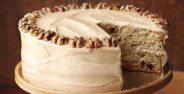 طرز تهیه کیک گردویی خوشمزه در منزل
