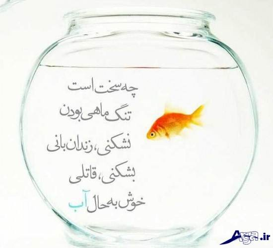 عکس نوشته زیبا و عارفانه
