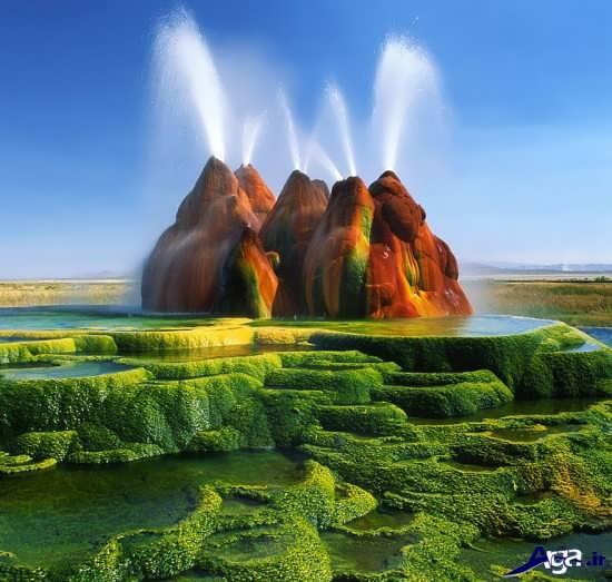 عکس های زیبا از طبیعت شگفت انگیز