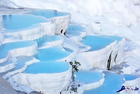 عکس های یخبندان شگفت انگیز و جالب