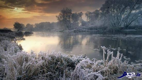 عکس های طبیعت زیبا و جالب