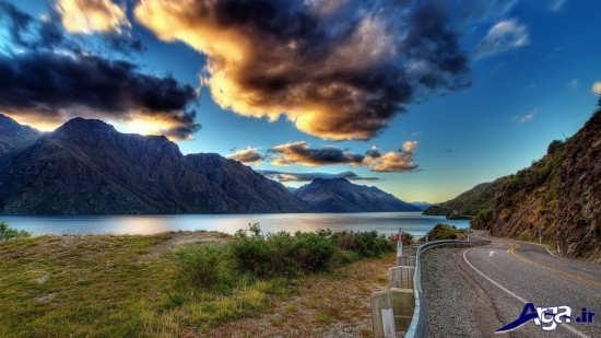 عکس شگفت انگیز از طبیعت