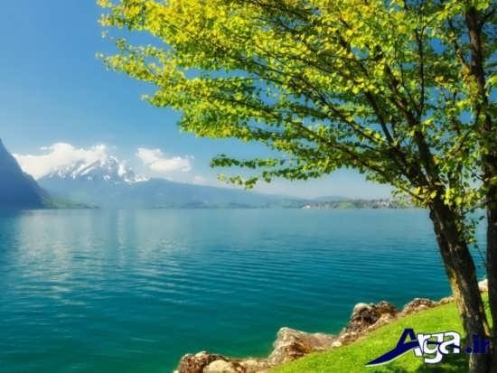 تصاویر زیبا از دریا و طبیعت