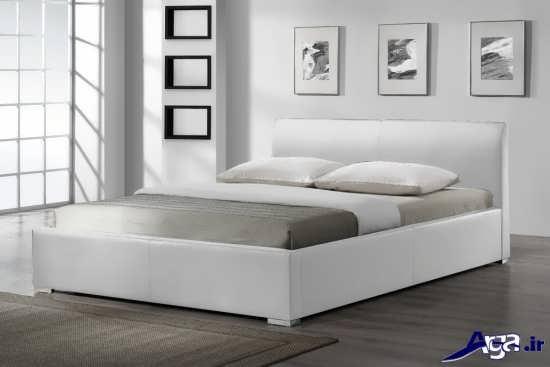 تخت خواب دو نفره ساده