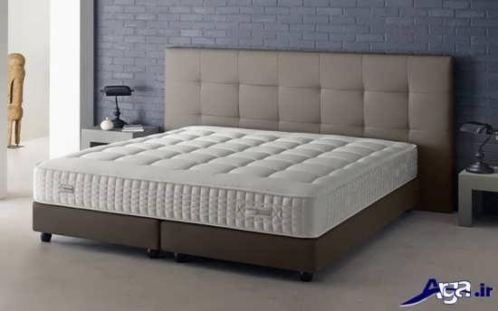 تخت خواب ساده و مدرن