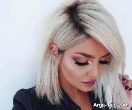 رنگ مو استخوانی