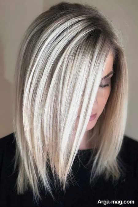 رنگ مو استخوانی جدید