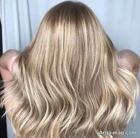 رنگ مو استخوانی برای خانوم ها
