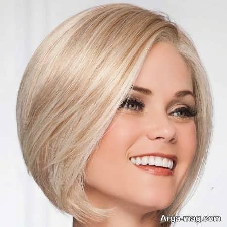 رنگ موی استخوانی جذاب