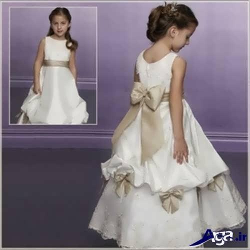 مدل های جدید لباس عروس بچه گانه