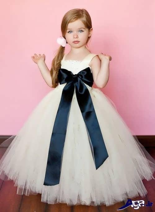 لباس عروس زیبا و جدید برای بچه ها