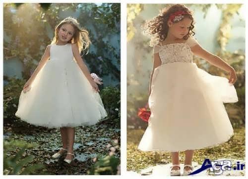 لباس عروس برای کودک