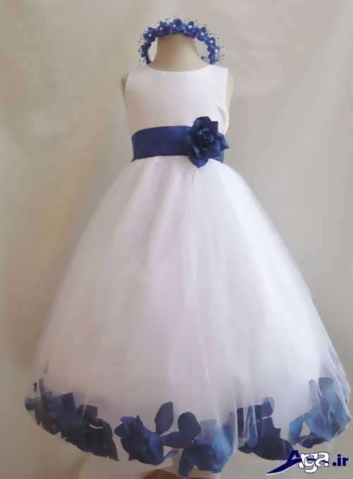 لباس عروس زیبا و جدید بچه گانه
