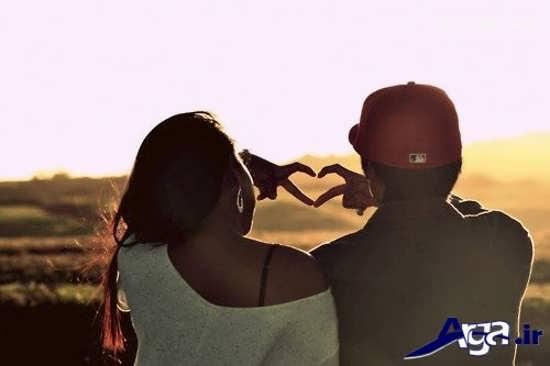 عکس های عاشقانه برای پروفایل