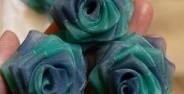 گل پارچه ای