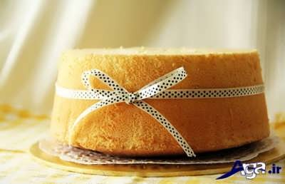 کیک شیفون خوش طعم