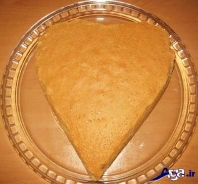 طرز تهیه کیک شیفون نرم در منزل