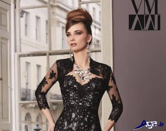 مدل یقه شیک و جدید لباس زنانه