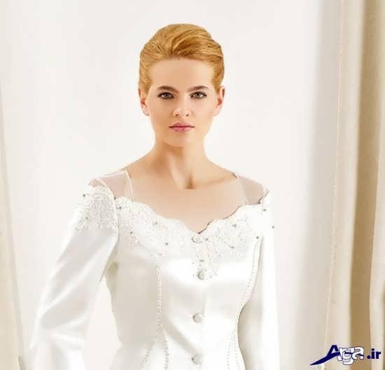 یقه لباس دخترانه جدید