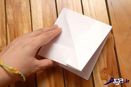 کاردستی قایق کاغذی