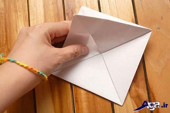ساخت قایق کاغذی