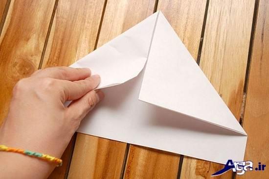 ساخت قایق با کاغذ برای کودکان