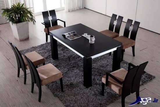 مدل میز غذاخوری جدید