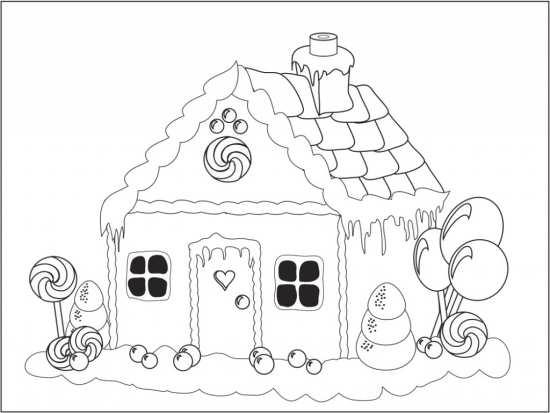 نقاشی های خانه برای کودکان