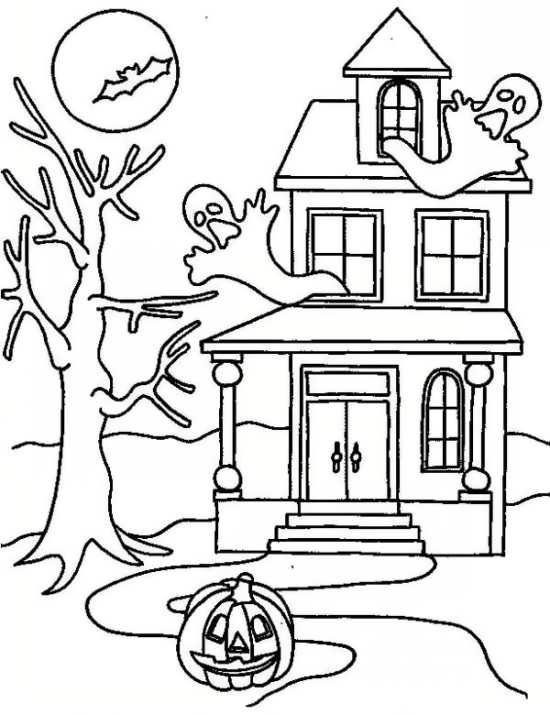 نقاشی خانه با طرح زیبا و جدید