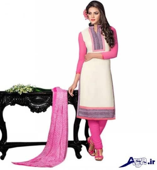 لباس هندی زیبا