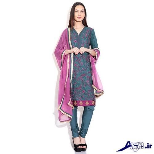مدل های شیک و جذاب لباس هندی