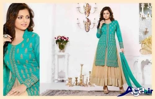 مدل لباس هندی زیبا و متفاوت