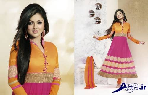 لباس هندی مجلسی زنانه