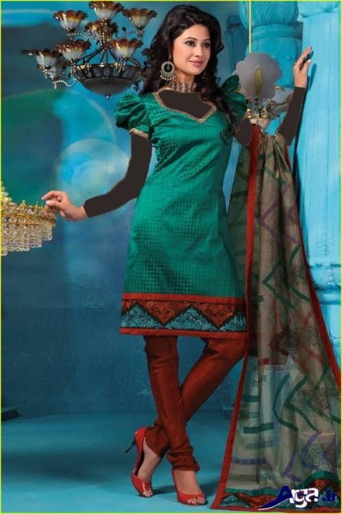 مدل لباس هندی کوتاه