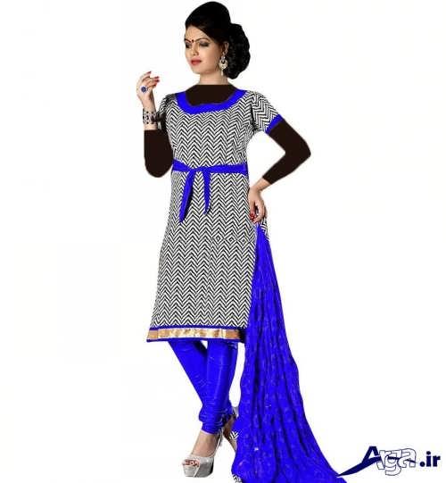لباس هندی کوتاه