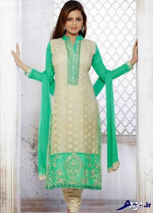 مدل لباس هندی زیبا