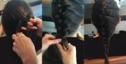 آموزش بافت مو فرانسوی به صورت مرحله به مرحله