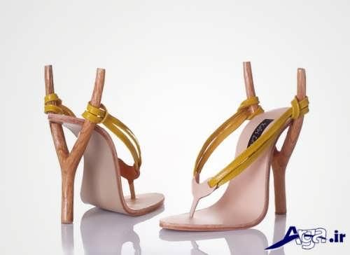 کفش های مجلسی با طرح های متفاوت