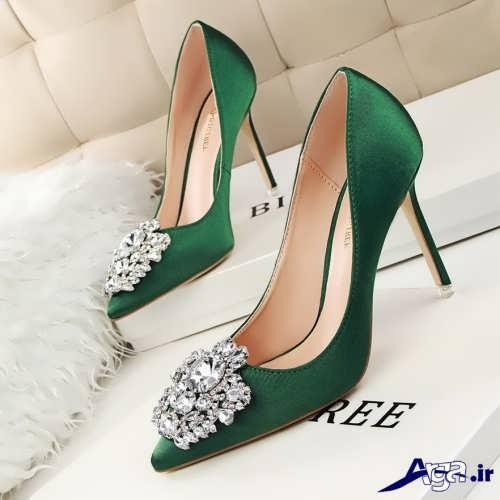 کفش زنانه مجلسی جدید