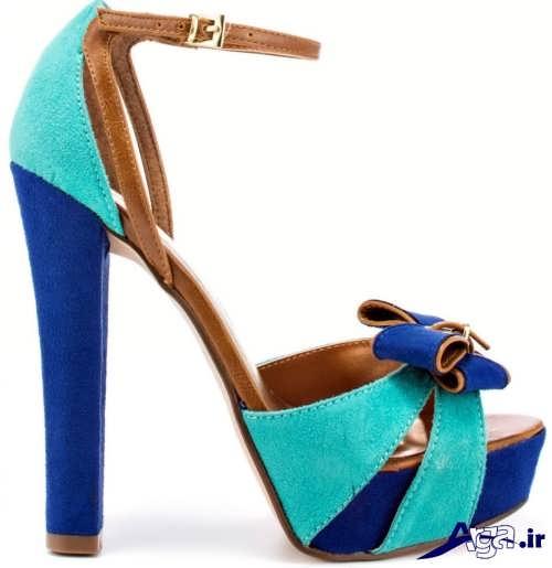 مدل زیبا کفش مجلسی