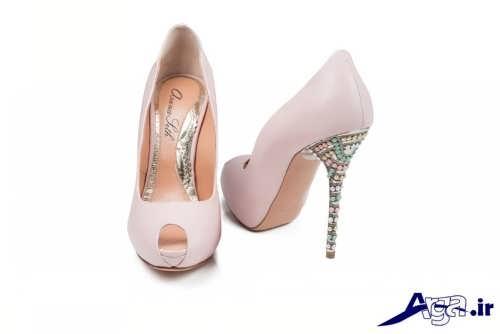 کفش مجلسی زنانه در انواع طرح های جدید