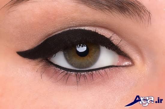 خط چشم پهن