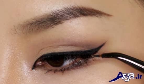 مدل خط چشم خوب